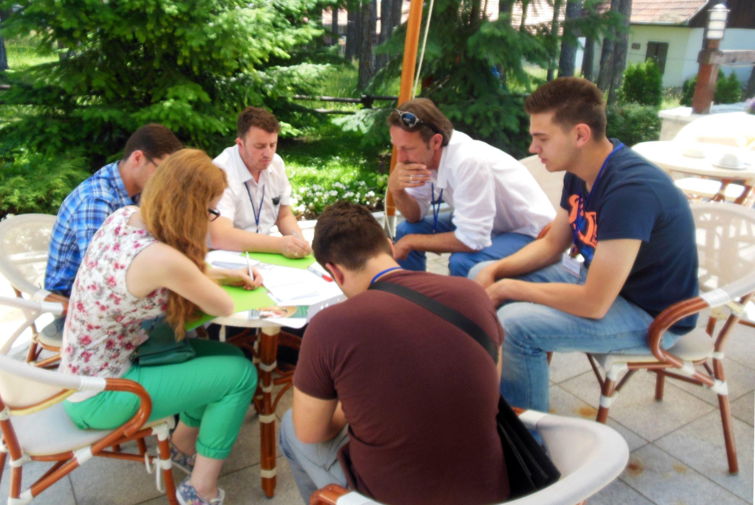 Regional Sustainability Academy in Zlatibor, Serbia